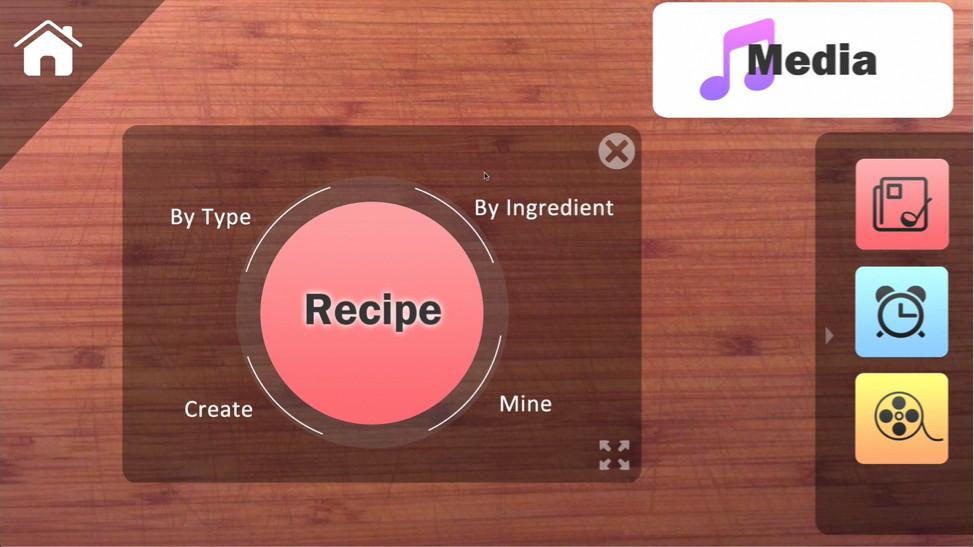 Housemate interactive prototype screenshot 3