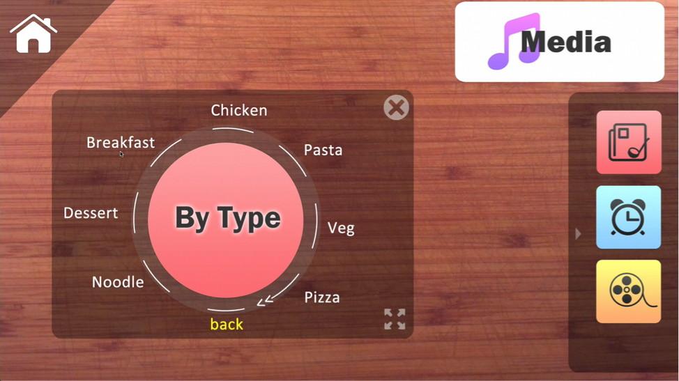 Housemate interactive prototype screenshot 4