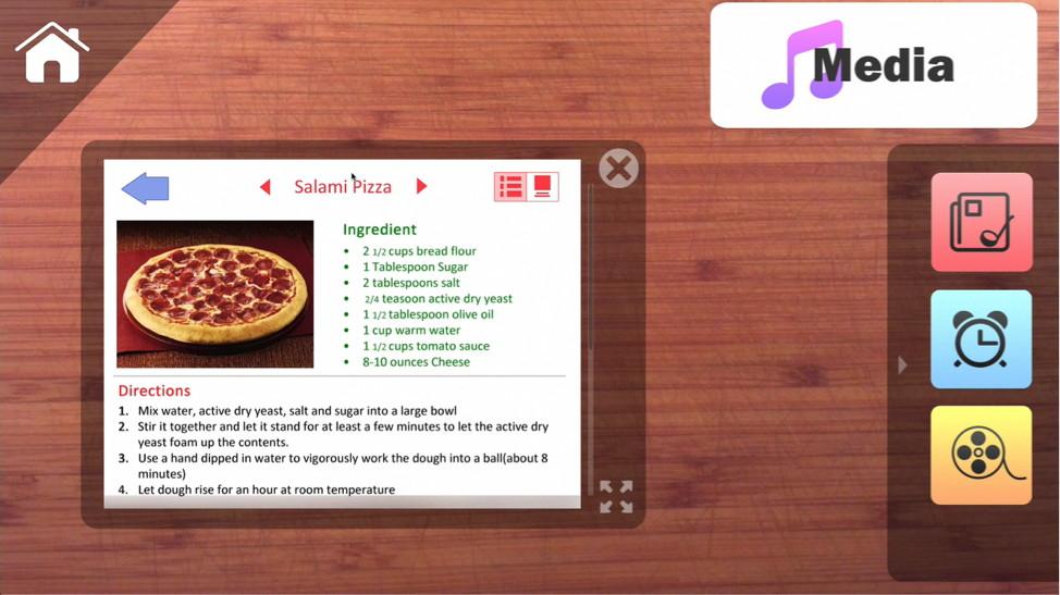 Housemate interactive prototype screenshot 6