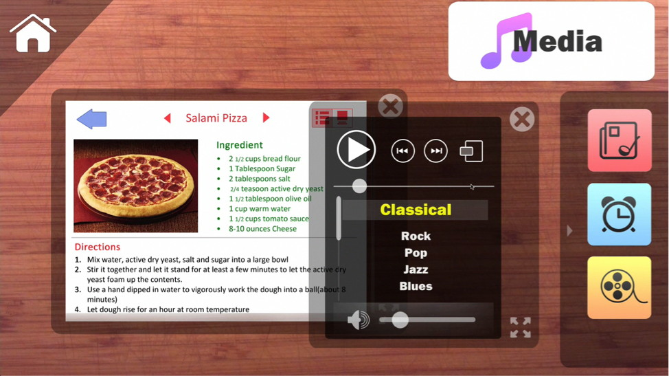 Housemate interactive prototype screenshot 8