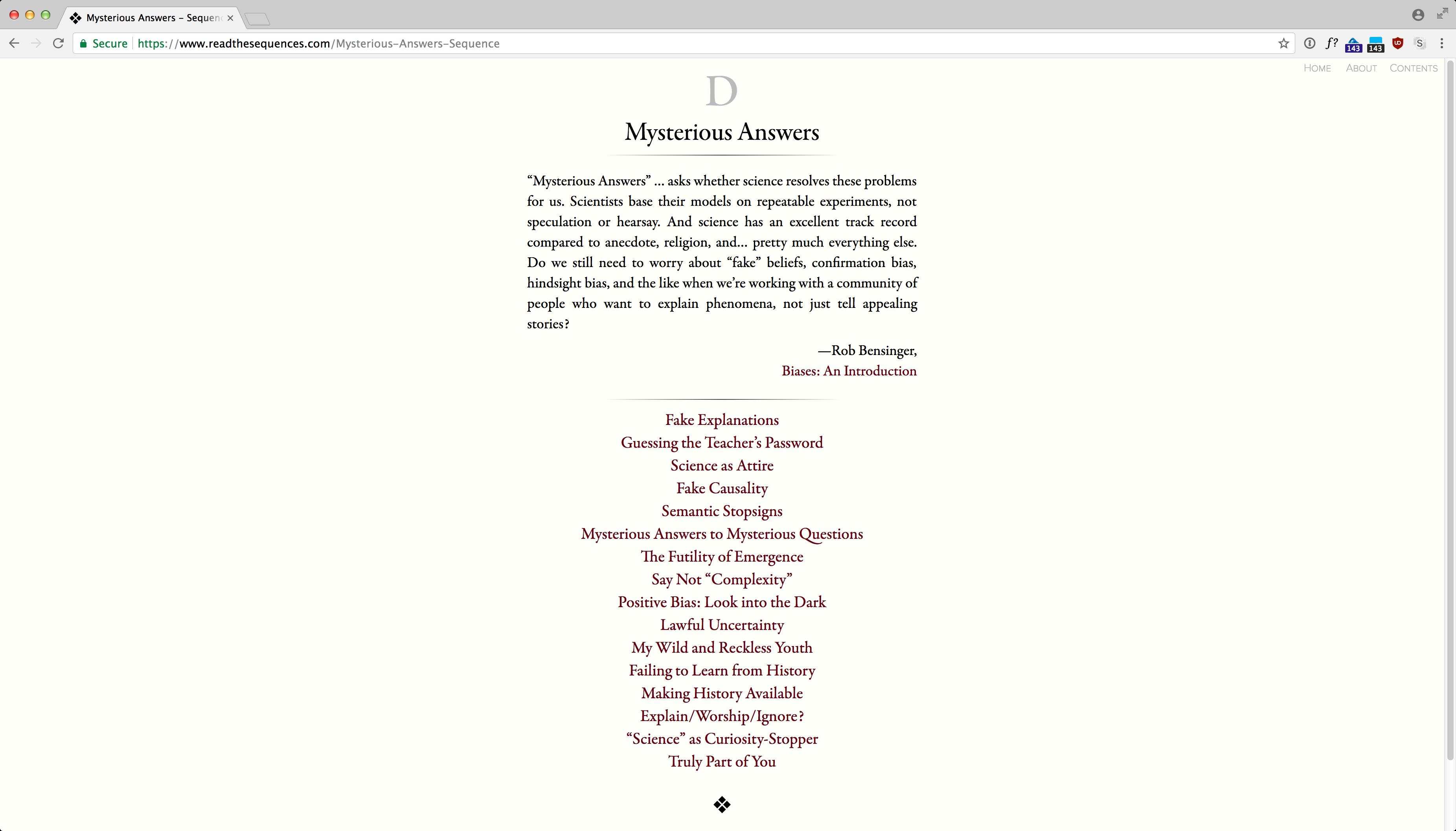 ReadTheSequences.com screenshot 7
