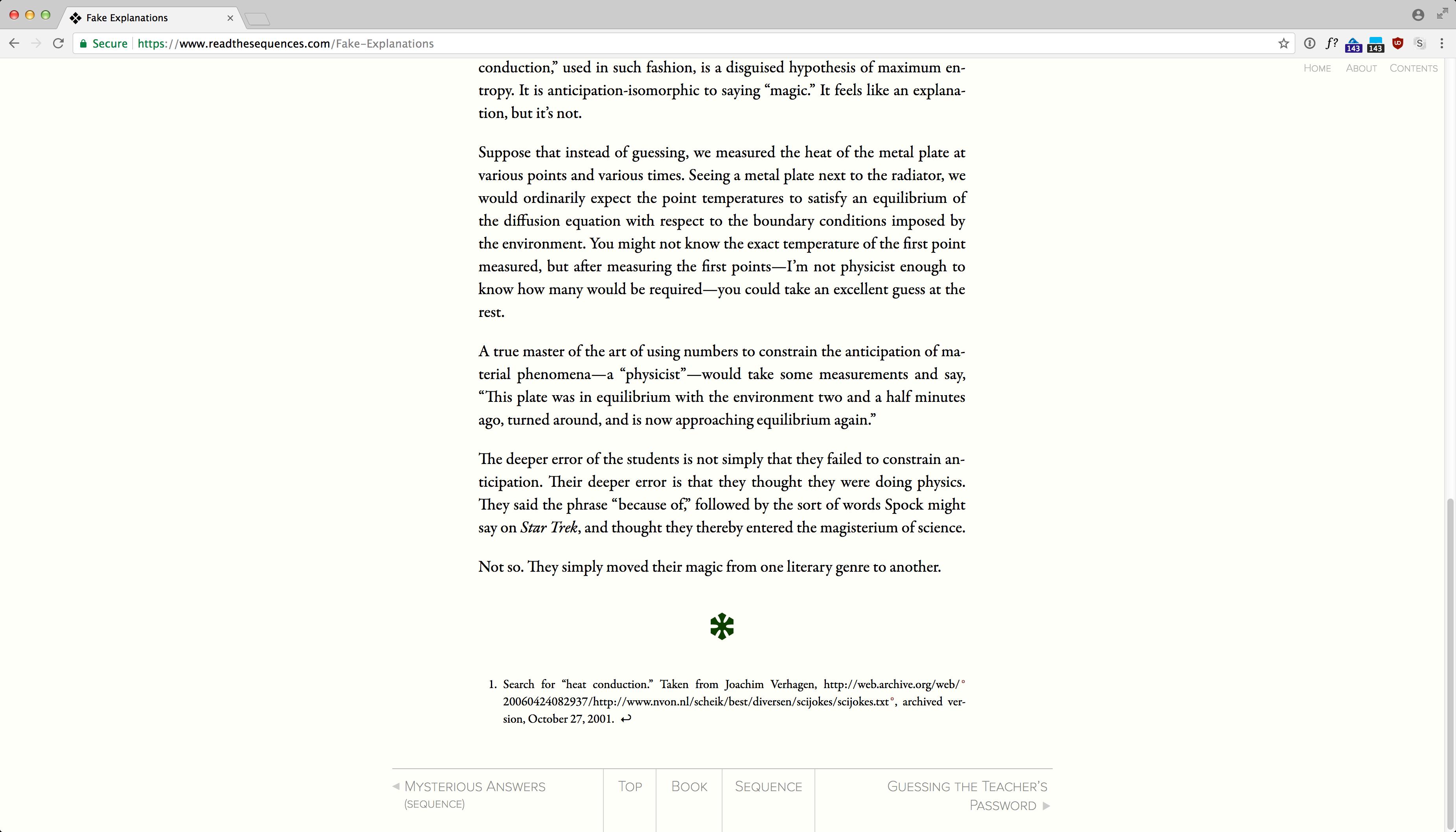 ReadTheSequences.com screenshot 8